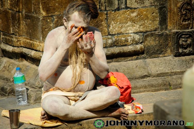 Bodhi in making